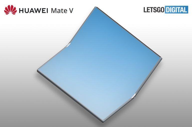 Mate V Huawei smartphone