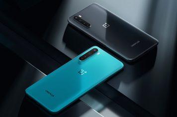 OnePlus Nord 5G telefoon