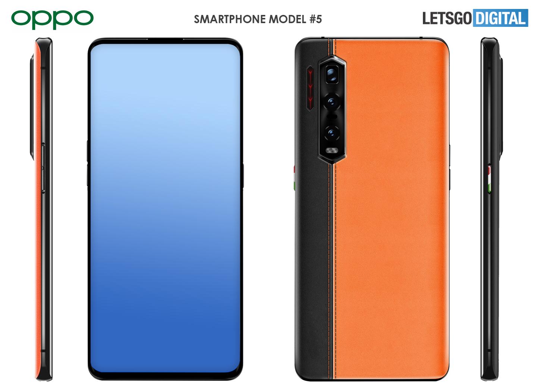 Oppo Lamborghini smartphone
