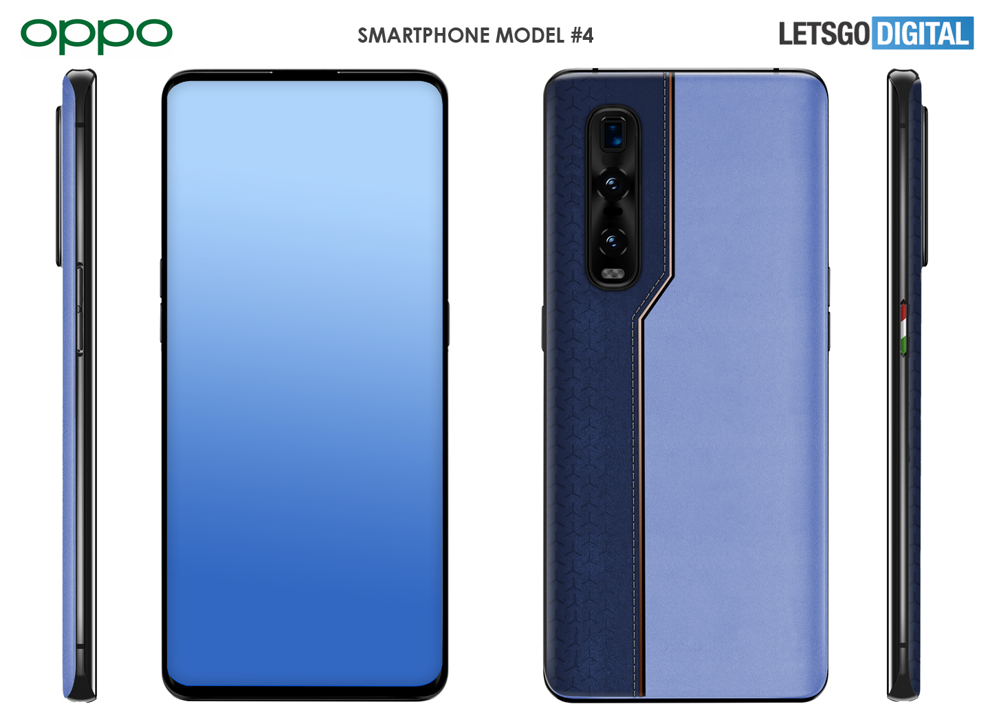 Oppo Limited Edition smartphone