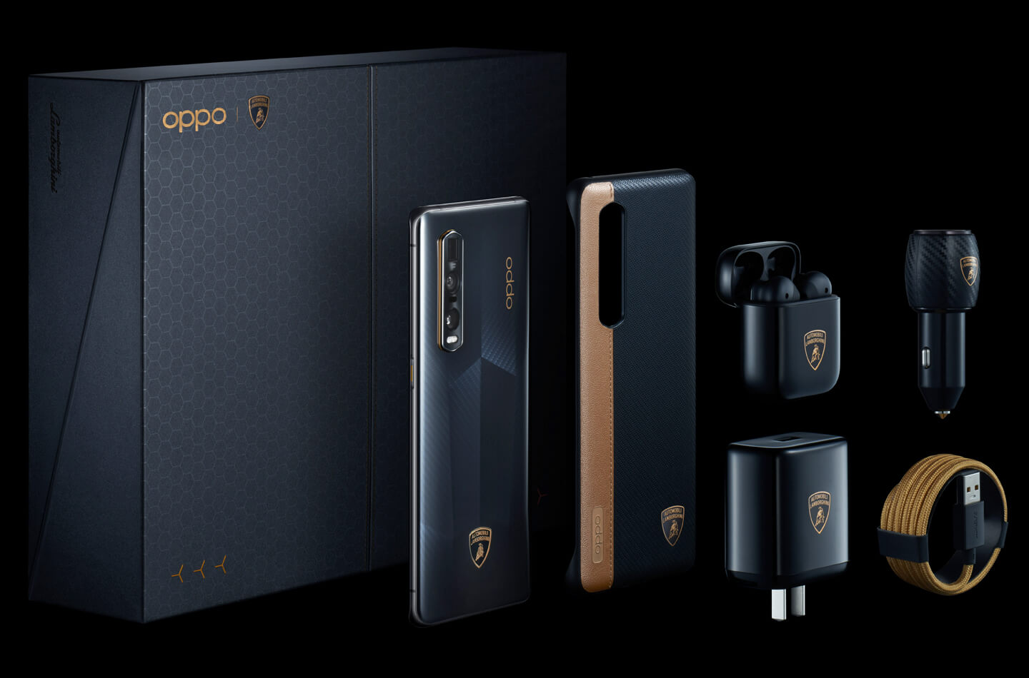 Oppo telefoon Limited Edition