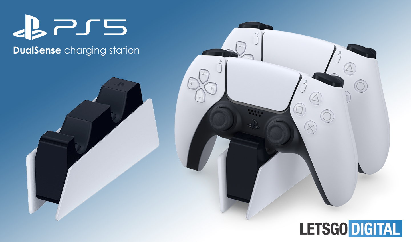 Playstation 5 charging station