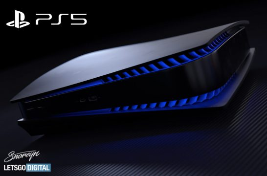 PlayStation 5 zwarte versie