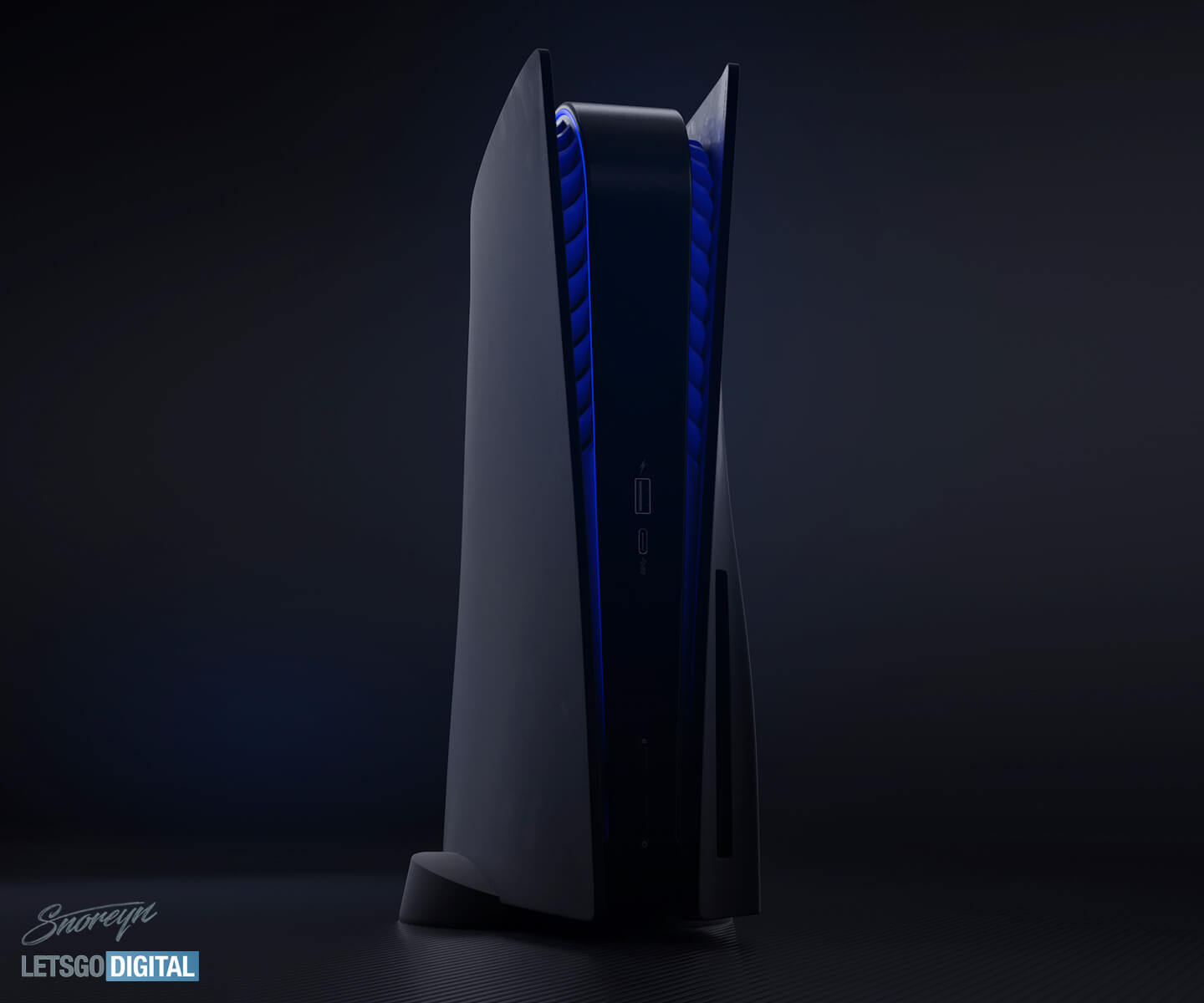 PS5 game console