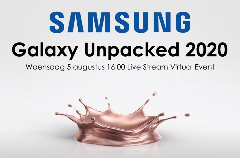 Samsung Galaxy Unpacked 2020 Live Stream