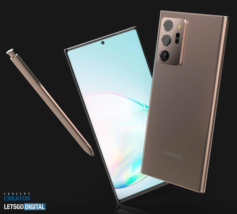 Smartphone Samsung Note