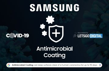 Samsung smartphonehoesjes antimicrobial coating
