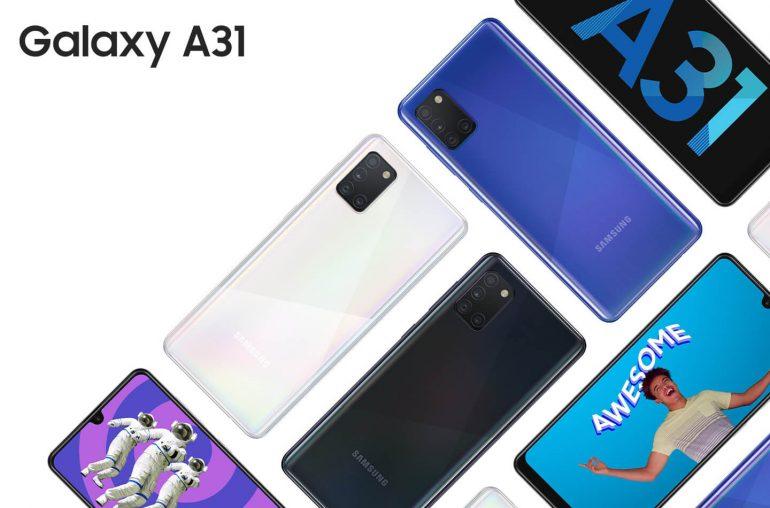 Samsung telefoon met goede camera