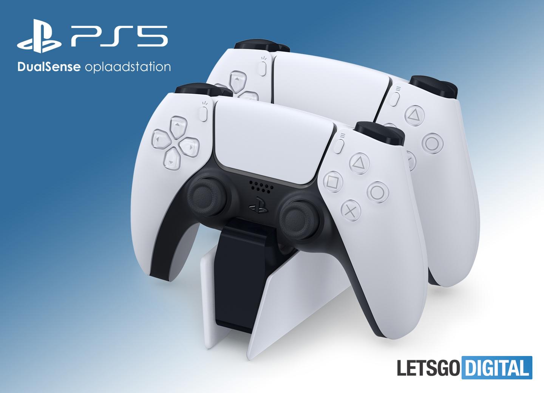 Sony DualSense oplaadstation