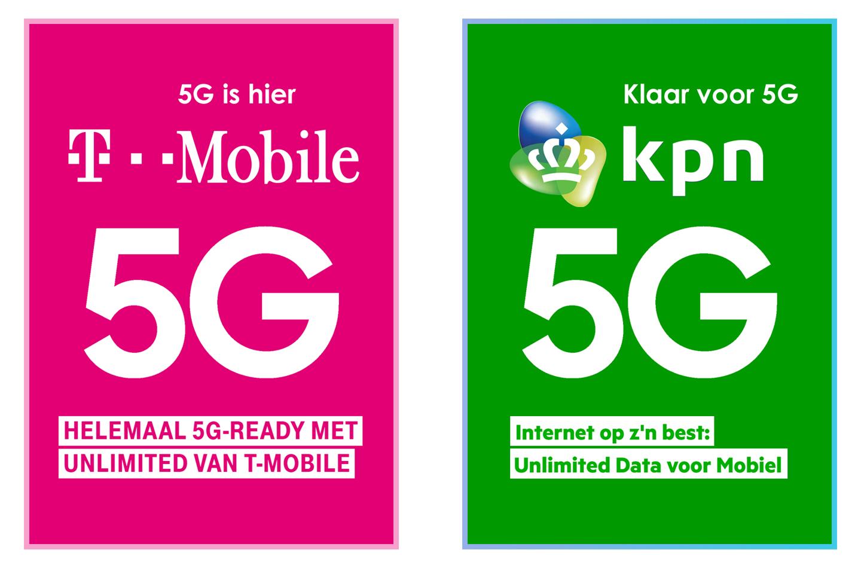 T-Mobile 5G KPN