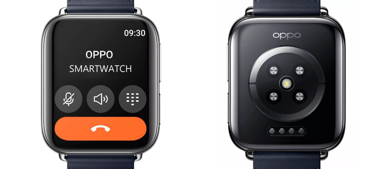Waterdichte smartwatch Oppo
