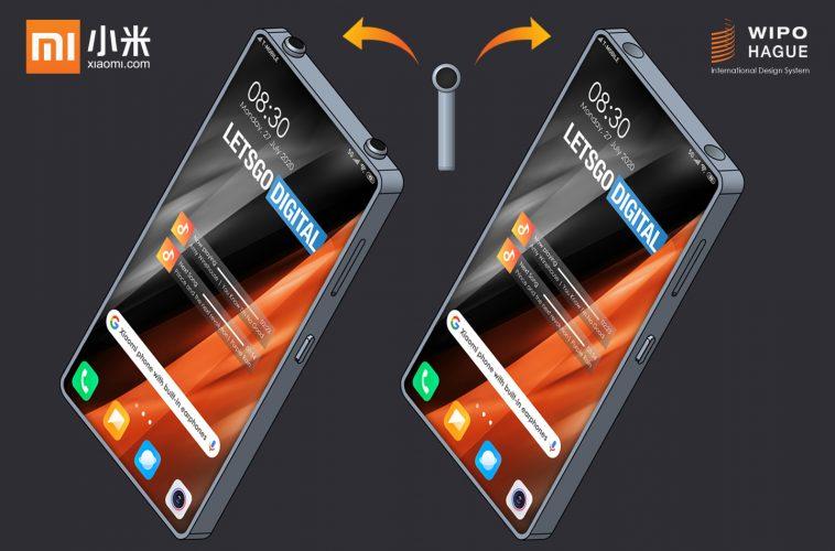 Xiaomi smartphone wireless headset