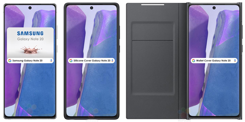 Galaxy Note 20 telefoonhoesjes