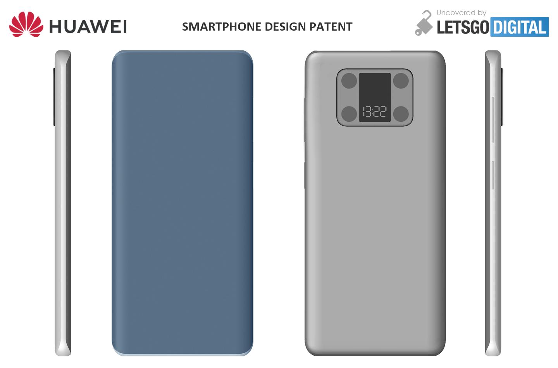 Huawei smartphone camera