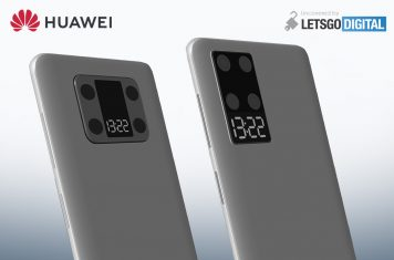 Huawei smartphones
