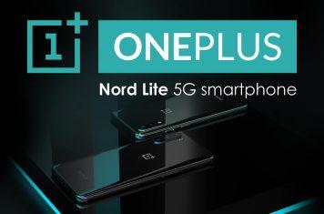 OnePlus 5G smartphone