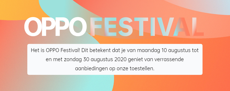 Oppo Festival 2020