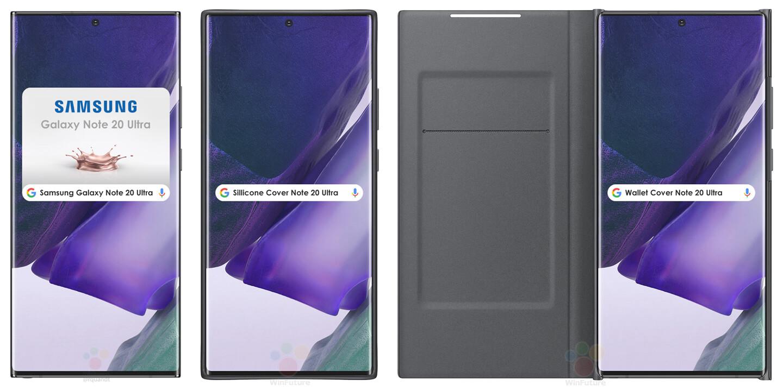 Samsung Galaxy Note 20 modellen