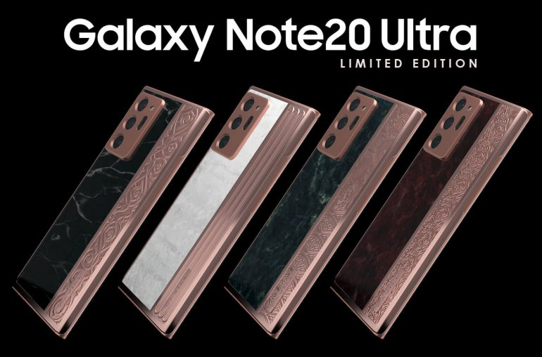 Samsung Galaxy Note 20 Ultra Limited Edition