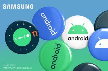 Samsung Galaxy telefoons