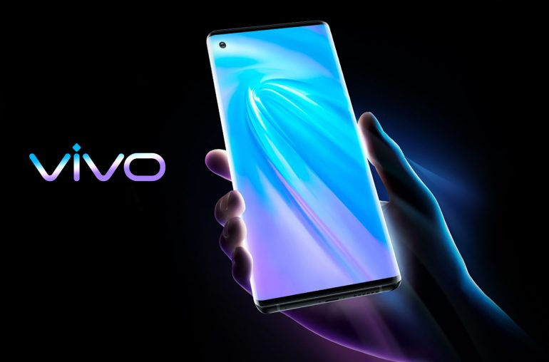 Vivo smartphone zoom camera