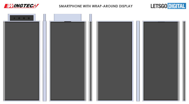 Wingtech smartphone