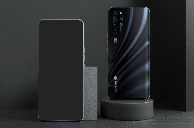 ZTE Axon 20 5G telefoon