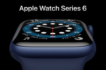 Apple Watch 6 smartwatch