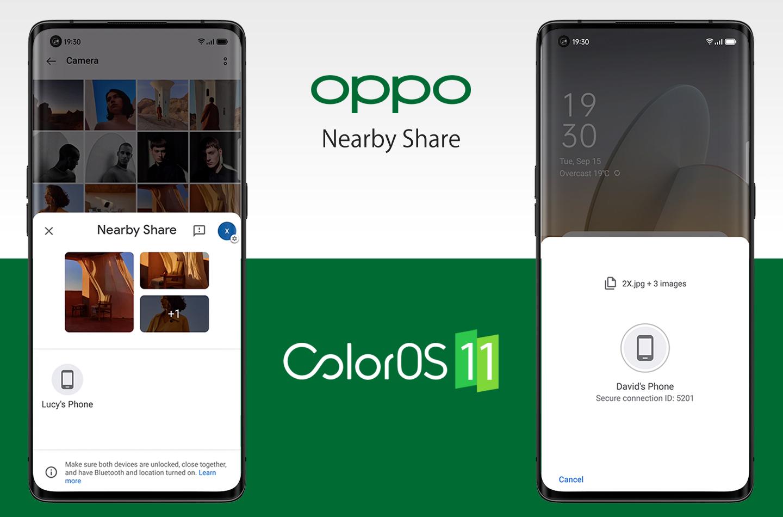 Beveiliging van Oppo telefoons