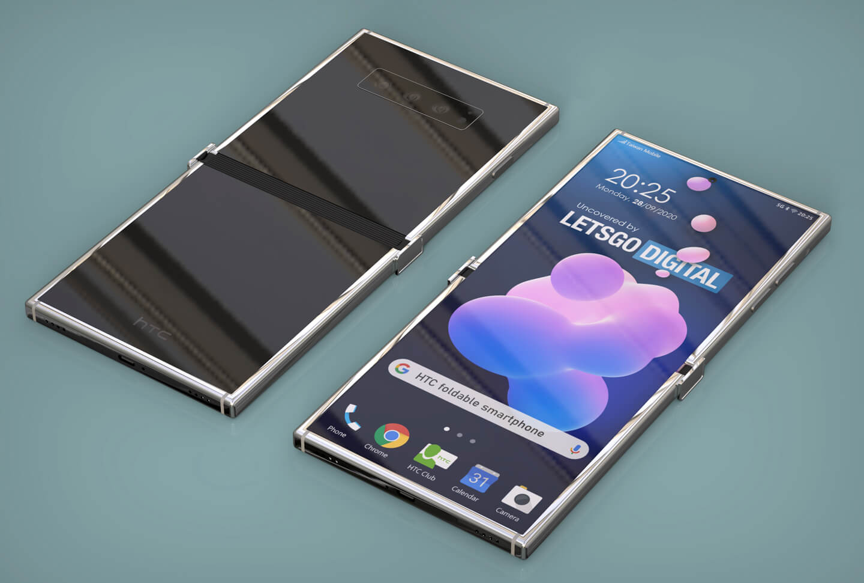 HTC 5G telefoon