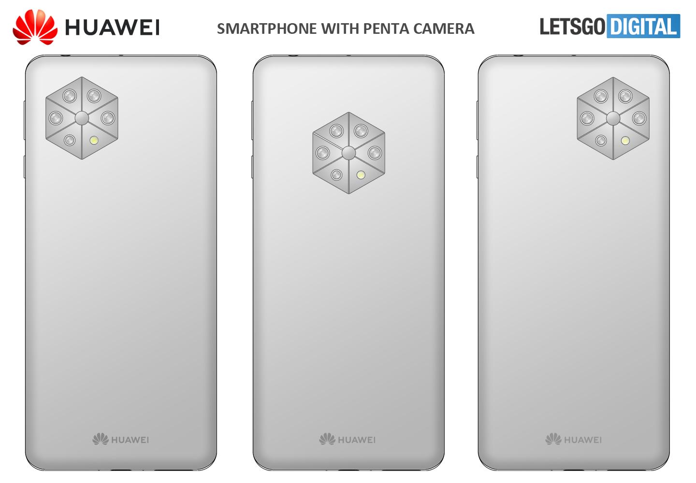 Huawei camera telefoon