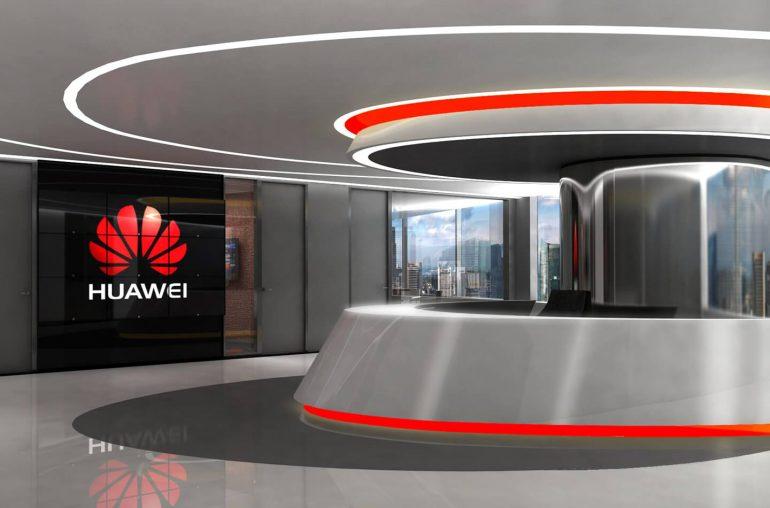 Huawei smartphone met 5 camera's