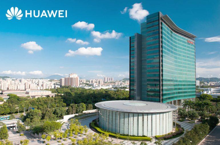 Huawei telefoon zoom camera