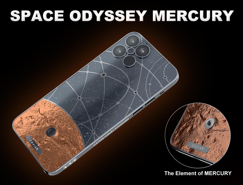 iPhone 12 Pro Mercurius