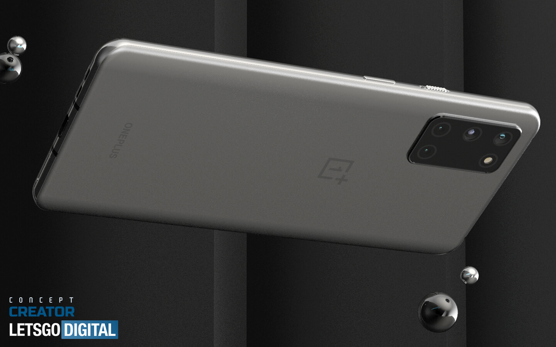 OnePlus 5G telefoon