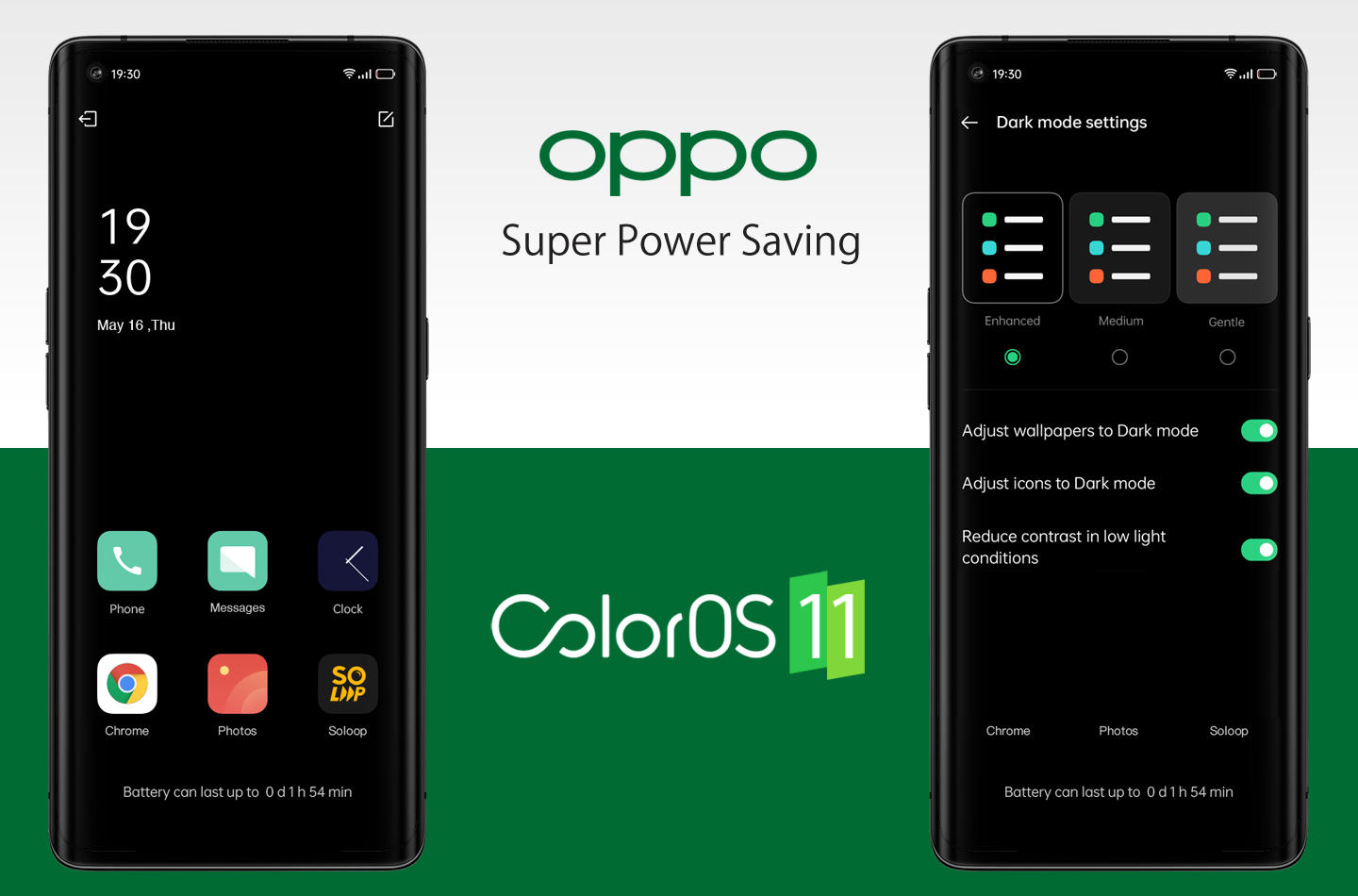 OPPO Color OS 11