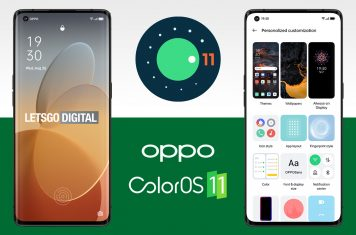 Oppo ColorOS 11 Android
