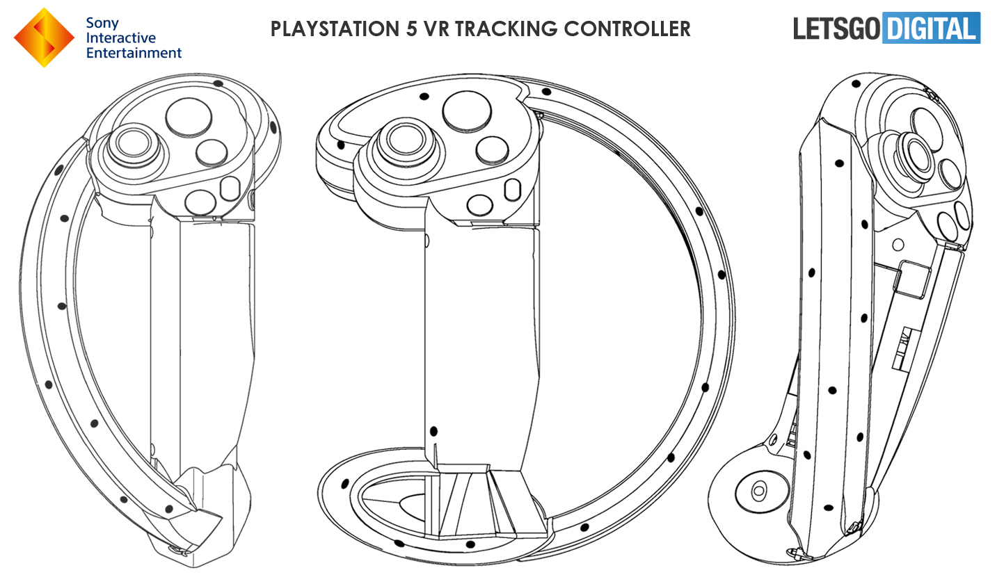 PS5 VR controller