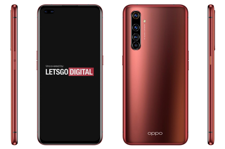 Reno smartphone kleuren