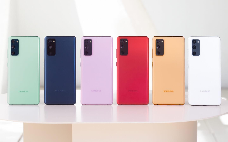 Samsung Galaxy S20 FE kopen