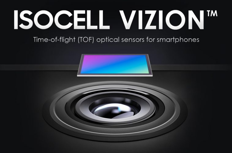 Samsung Isocell Vizion 3D ToF sensor