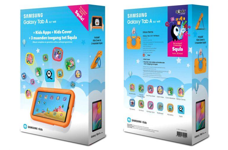Samsung Kids Galaxy Tab A