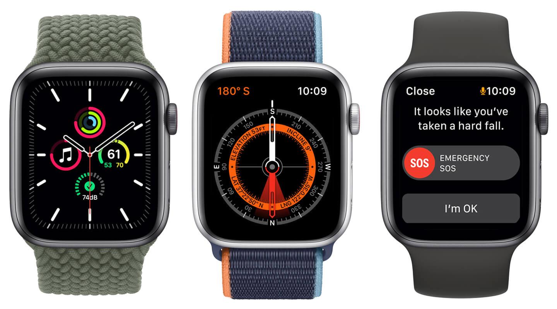 Smartwatch SE