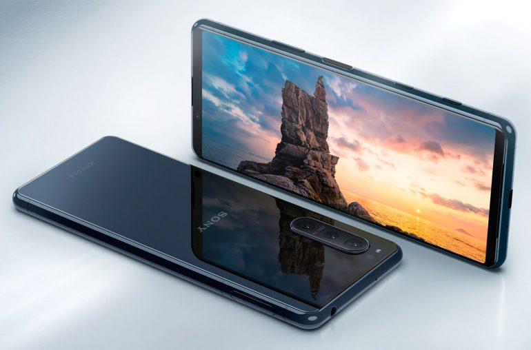 Sony Xperia5 II gaming smartphone