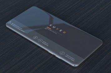 Xuver smartphone app
