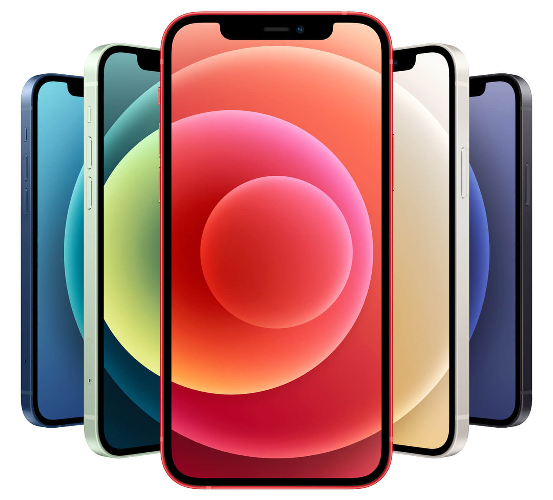 5G iPhone 12