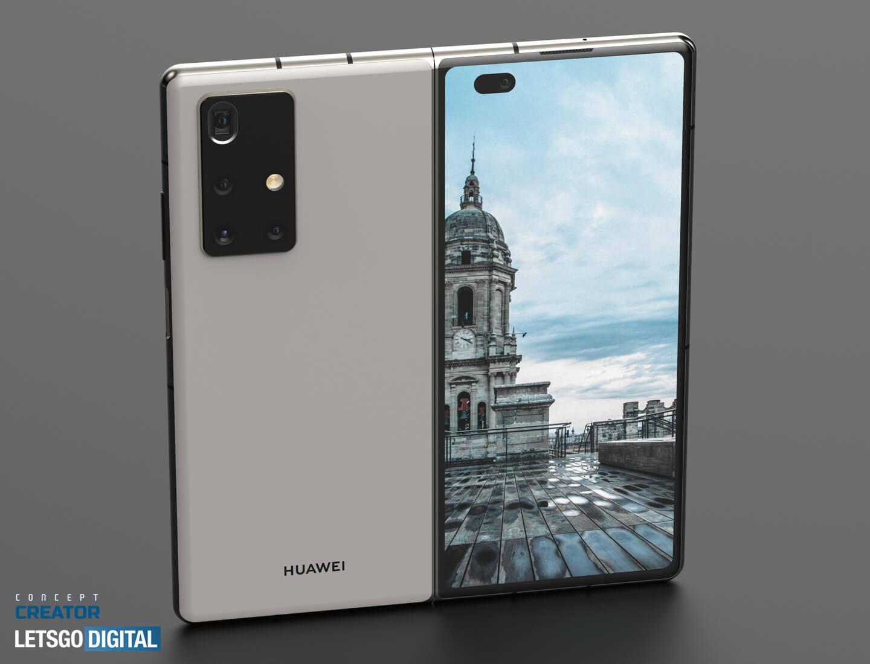 Huawei Mate 5G