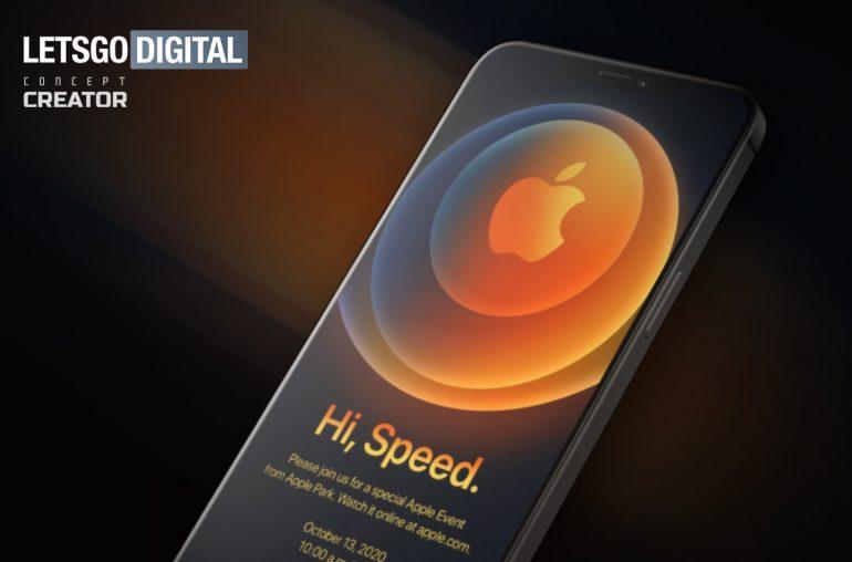 iPhone 12 5G telefoon