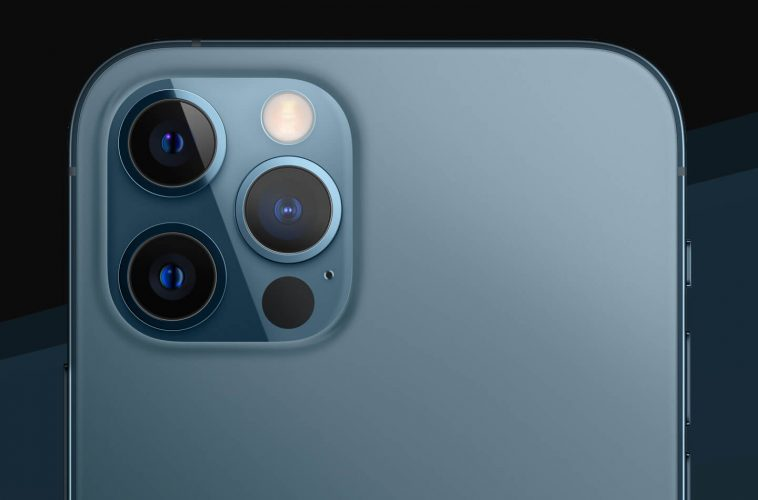 iPhone 12 Pro Max 5G telefoon