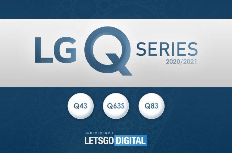 LG smartphones nieuwe modellen